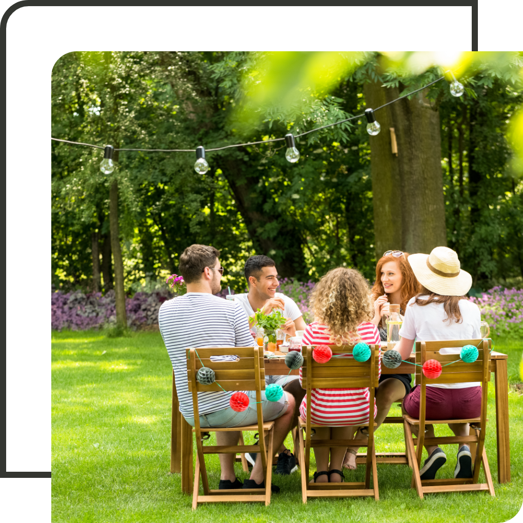 Essential Pest Happy Family Backyard Pest Control
