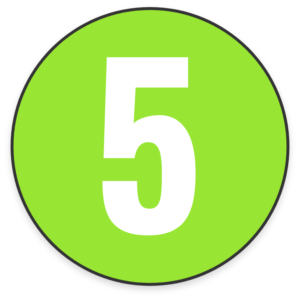 Essential Pest 5 step Process: Number 5